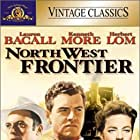 Lauren Bacall, Herbert Lom, and Kenneth More in North West Frontier (1959)