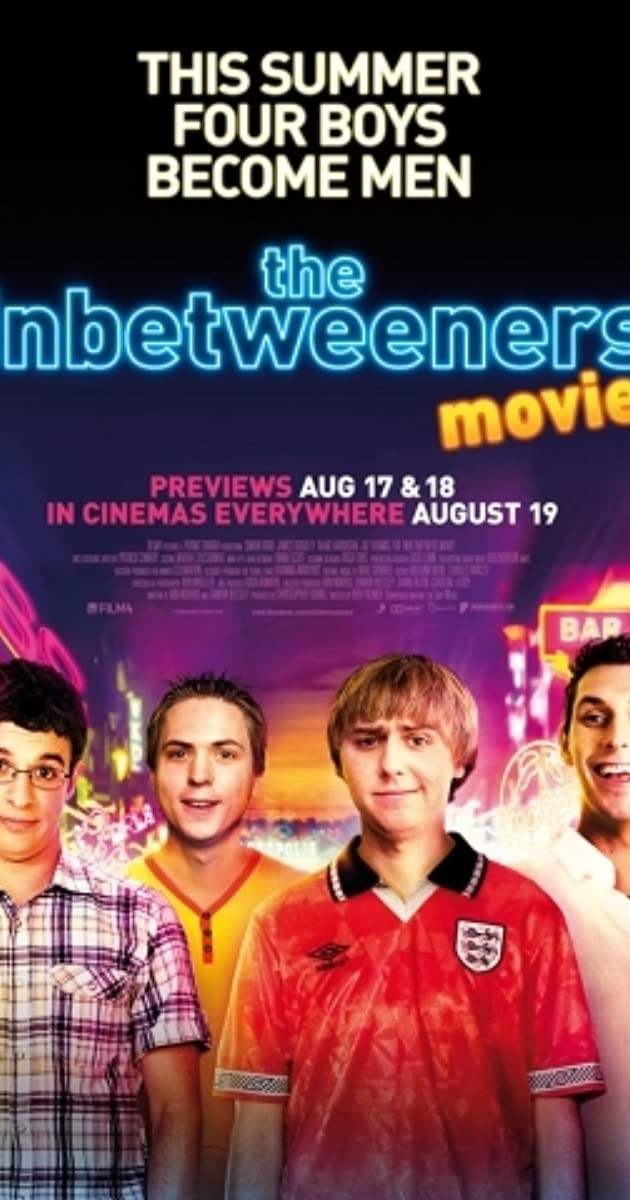 Subtitle of The Inbetweeners Movie