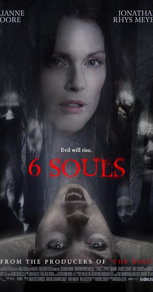 Subtitle of 6 Souls