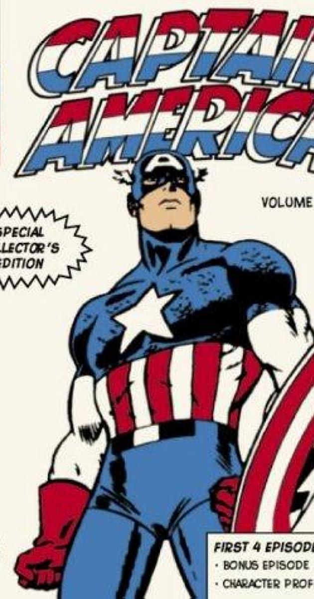 Captain America Tv Series 1966 Imdb