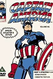 Captain America Poster - TV Show Forum, Cast, Reviews