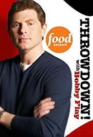 Throwdown with Bobby Flay Poster - TV Show Forum, Cast, Reviews