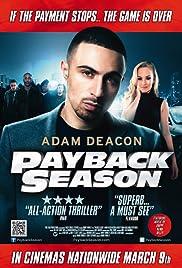 Payback Season Poster