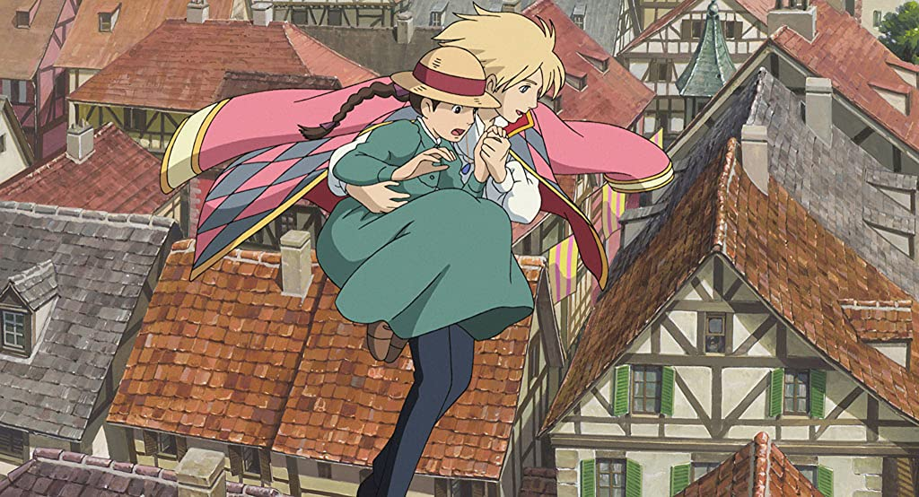 Howl's Moving Castle【日配&英配/5.2G】 3