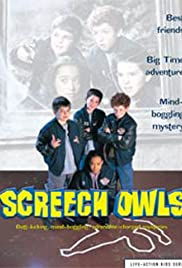 Screech Owls Poster