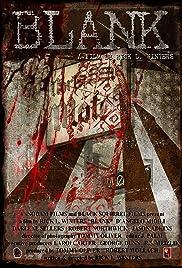 Blank(2009) Poster - Movie Forum, Cast, Reviews