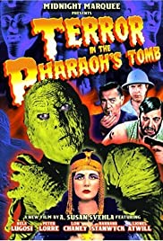 Terror in the Pharaoh's Tomb Poster