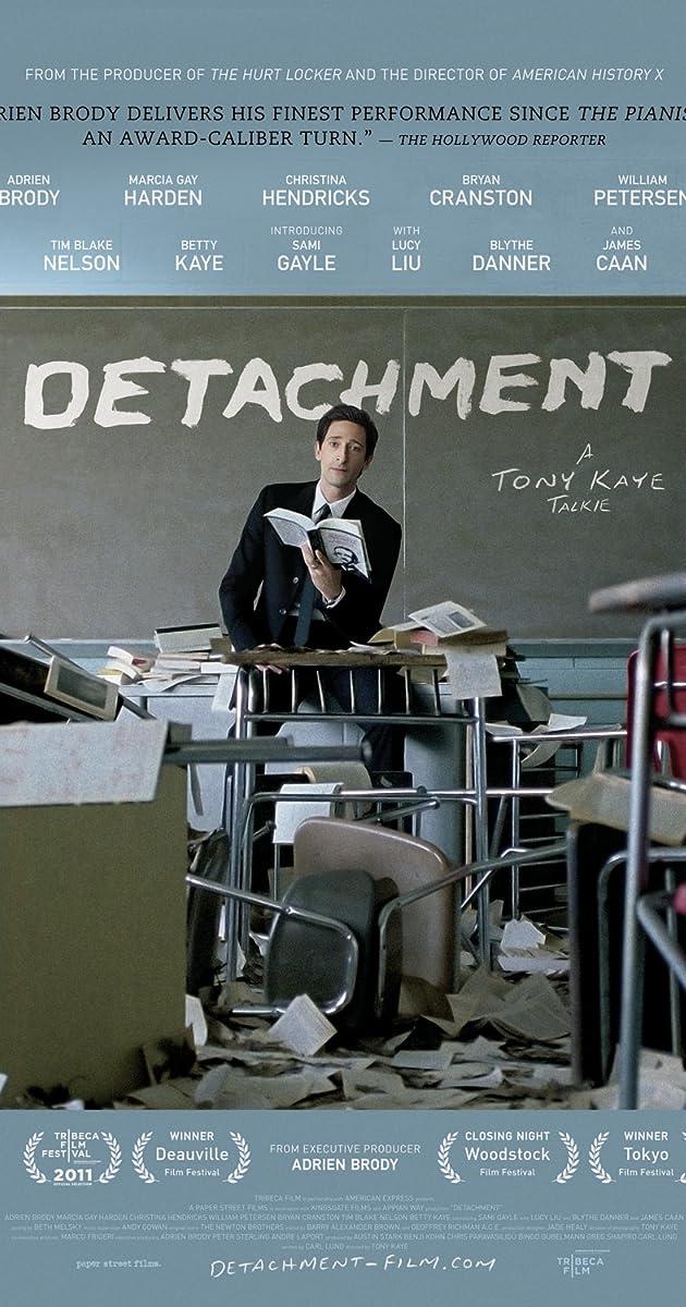 Subtitle of Detachment