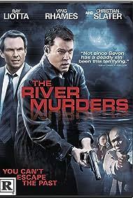 Christian Slater, Ray Liotta, Ving Rhames, and Sarah Ann Schultz in The River Murders (2011)