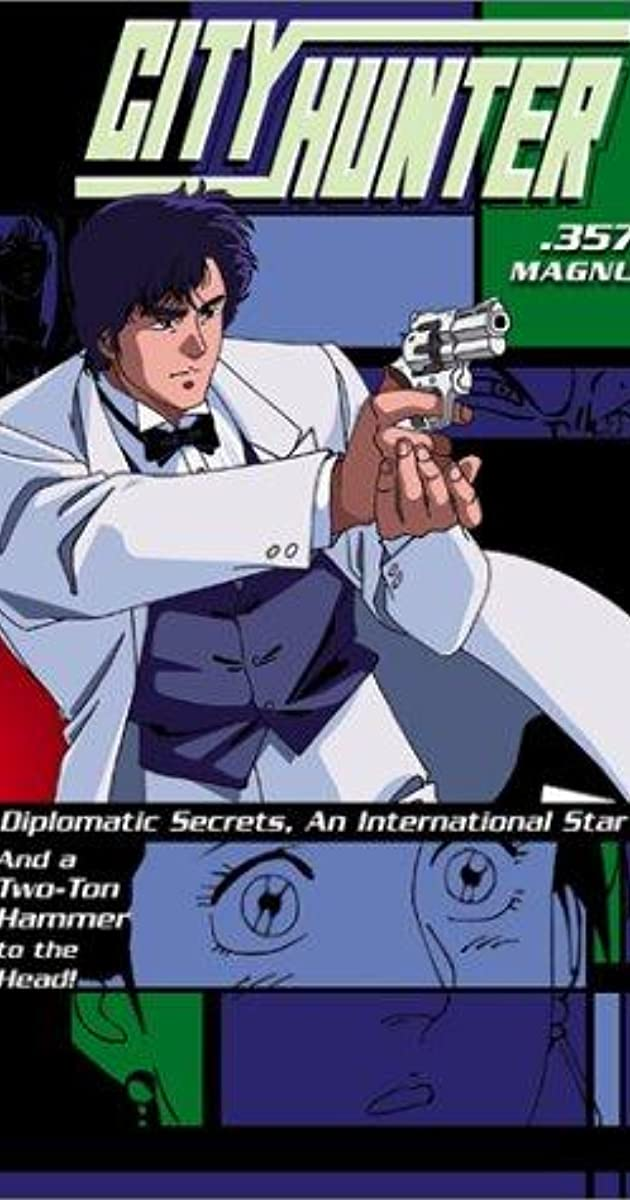 City Hunter Ai To Shukumei No Magnum 1989 Imdb
