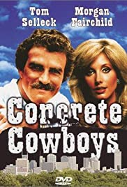 Concrete Cowboys (1979) starring Jerry Reed on DVD on DVD