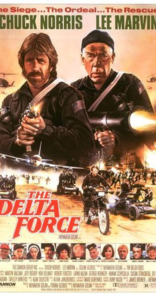Watch Full HD Movie The Delta Force (1986)