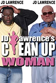 The Clean Up Woman Poster