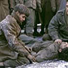 Adrian Grenier, Colin Farrell, and Linus Roache in Hart's War (2002)