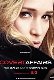 Piper Perabo in Covert Affairs (2010)