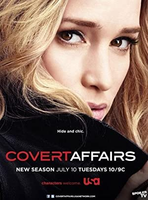 View Covert Affairs - Season 5 (2010–2014) TV Series poster on 123movies
