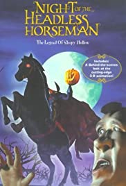 The Night of the Headless Horseman Poster