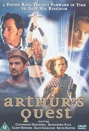 Arthur's Quest Poster