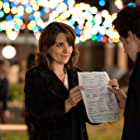 Tina Fey and Nat Wolff in Admission (2013)