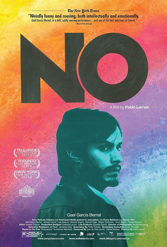 Gael García Bernal in No (2012)