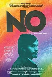 No(2012) Poster - Movie Forum, Cast, Reviews