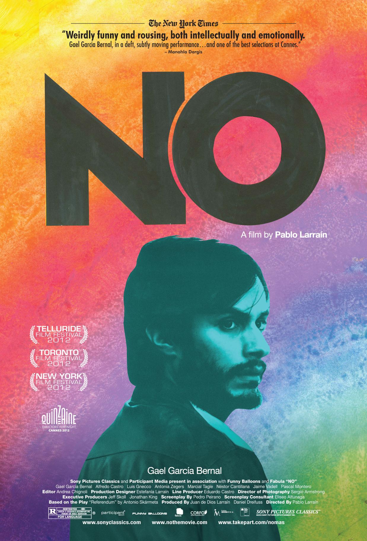 No (2012) BluRay 720p & 1080p