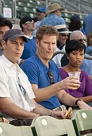 Jamie Kaler, Kellee Stewart, and Michael Bunin in My Boys (2006)