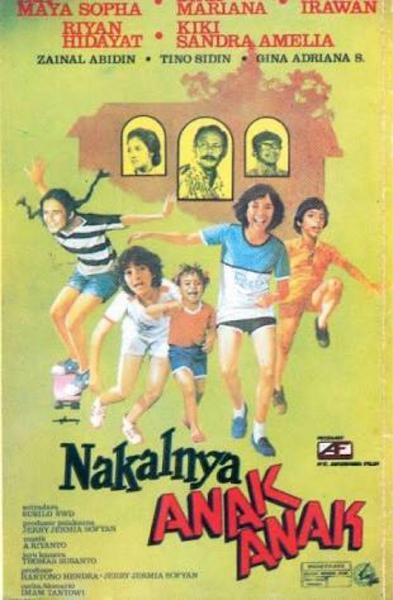 Nakalnya anak-anak ((1980))