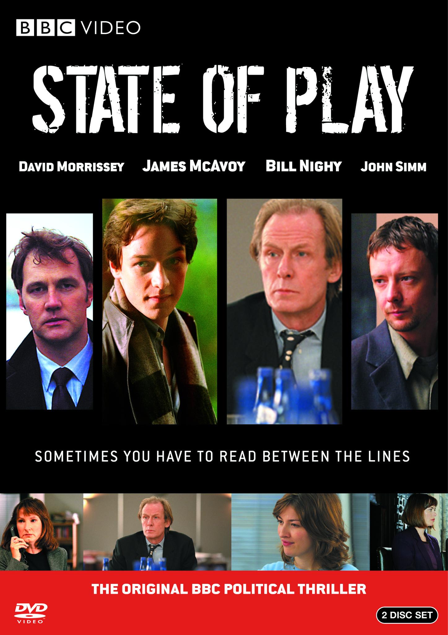 Valstybinė paslaptis ( Sezonas) / State of Play Season 1
