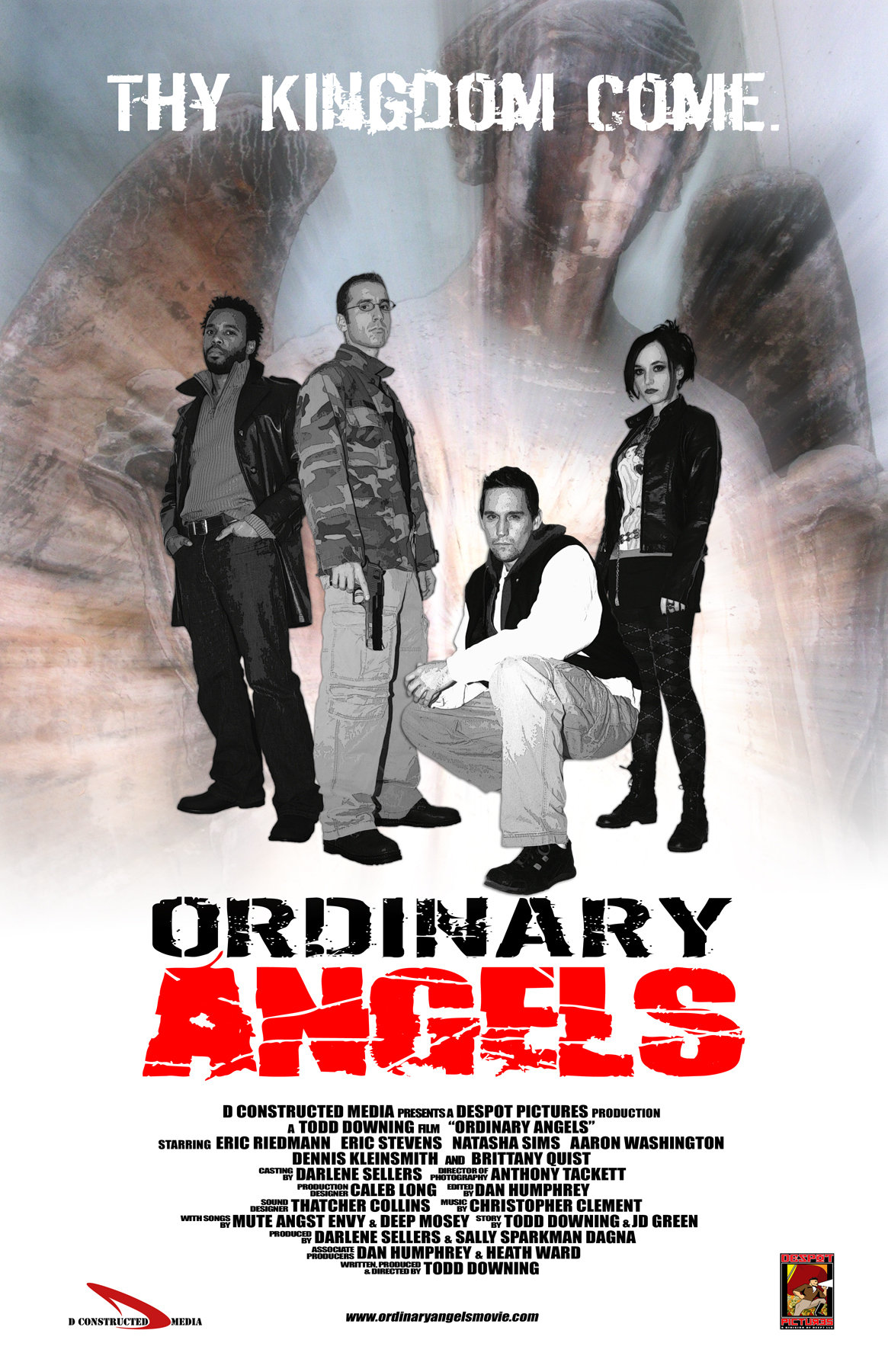 Ordinary Angels 2007 Imdb