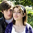 Aaron Taylor-Johnson and Georgia Groome in Angus, Thongs and Perfect Snogging (2008)