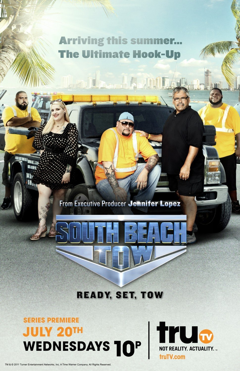 South Beach Tow Tv Series 2011 Imdb