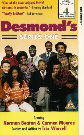 Where to stream Desmond's