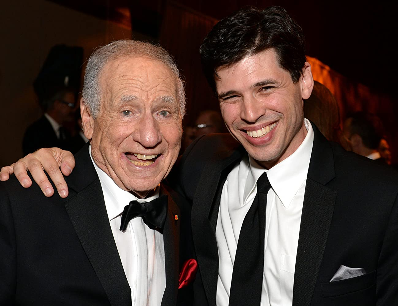 Image result for max brooks and mel brooks