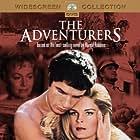 Candice Bergen and Bekim Fehmiu in The Adventurers (1970)