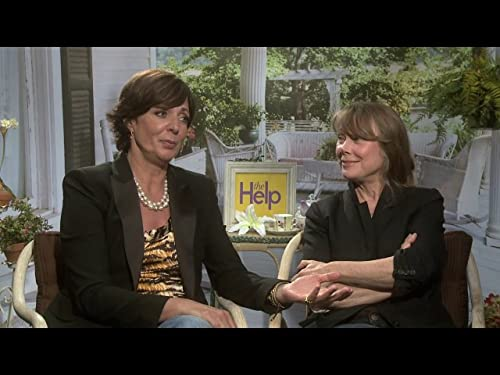 The Help: IMDb Original Interview - Allison Janney & Sissy Spacek