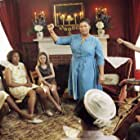 Queen Latifah, Dakota Fanning, Alicia Keys, and Jennifer Hudson in The Secret Life of Bees (2008)