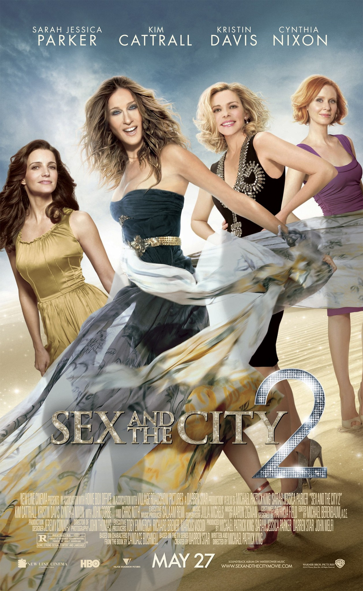 Sex and the city movie lily