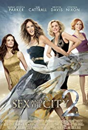 Sex and the city movie lenght