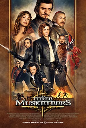 The Three Musketeers (2011) online sa prevodom