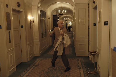 Steve Martin in The Pink Panther (2006)