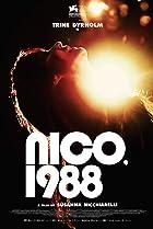 Nico, 1988 (2017) Poster