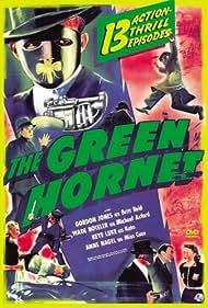 Wade Boteler, Gordon Jones, Keye Luke, and Anne Nagel in The Green Hornet (1940)