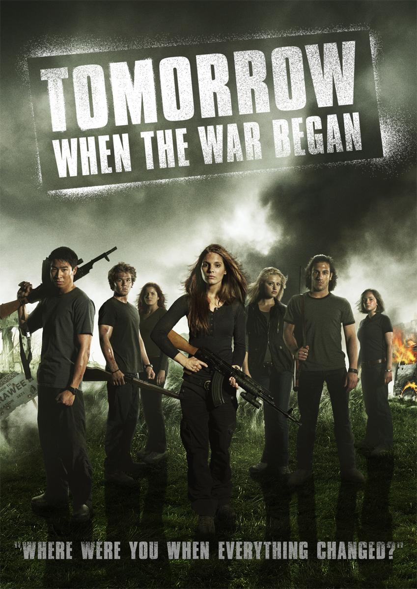 Tomorrow, When the War Began (2010) ORG Hindi Dual Audio 480p BluRay ESubs 400MB Download