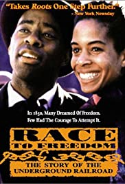 Race to Freedom: The Underground Railroad Poster