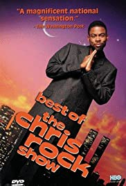 Best of the Chris Rock Show Poster