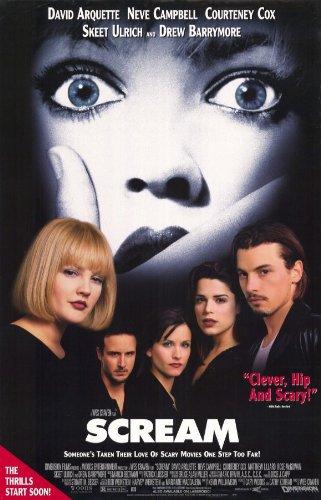 Scream 1996 Dual Audio Hindi 300MB BluRay 480p ESubs Download
