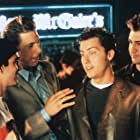 Lance Bass, Joey Fatone, and Justin Timberlake in On the Line (2001)