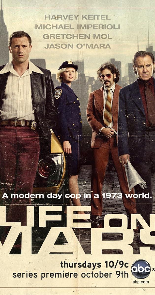 Life On Mars Tv Series 20082009 Full Cast Crew Imdb