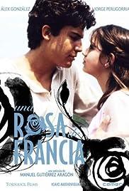 Una rosa de Francia Poster